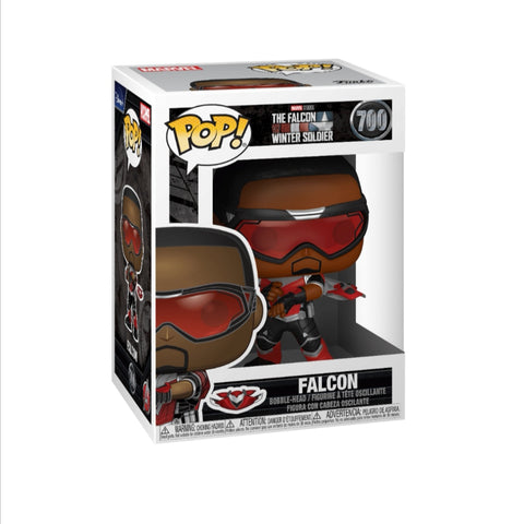 Funko pop Marvel Falcon & Winter soilder Falcon #700