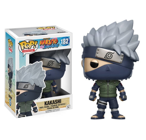 Funko pop Animation Naruto - Kakashi #182