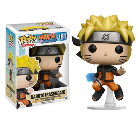 Funko pop Animation Naruto Rasengan #181