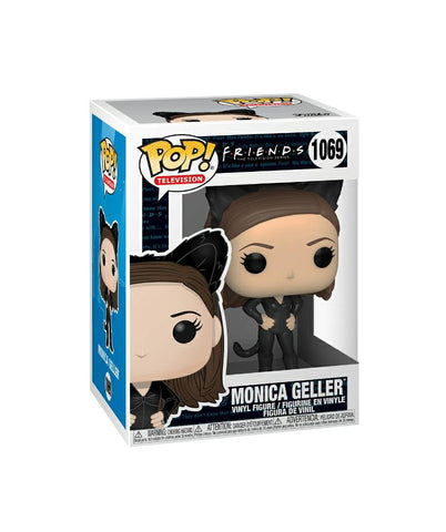 Funko pop television Friends Monica Geller #1069