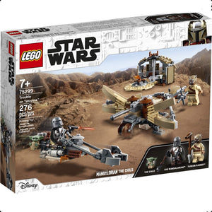 Lego Star Wars The Mandalorian - 6332846 - Problemas en Tatooine