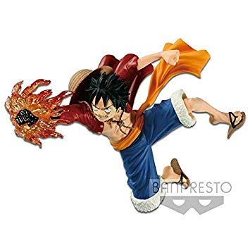 Banpresto One Piece Monkey Luffy Gxmateria