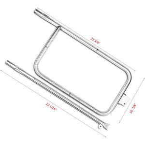Weber 65032 Stainless Steel Grill Burner Tube Dimension Accessories
