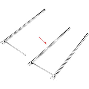 "Weber 7507 Stainless Steel 27"" Burner Tube Set Grill Replacement Parts"