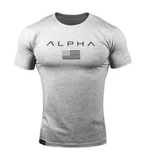 Load image into Gallery viewer, ALPHA FLAG ATHLETI-FIT TEE