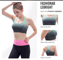 Load image into Gallery viewer, Ombre Sports Bra
