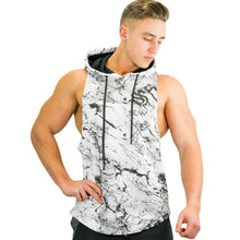Load image into Gallery viewer, Sleeveless Hoodie