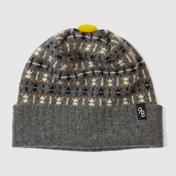 Fair Isle Hat | Cliff + Dandelion