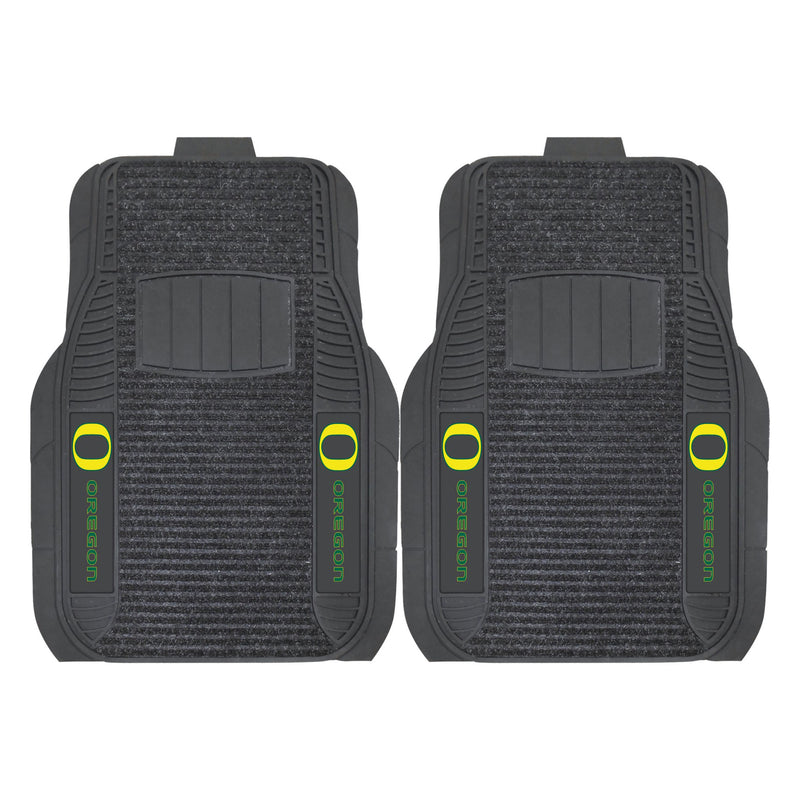 University of Oregon Deluxe Car Floor Mat (Set of 2)
