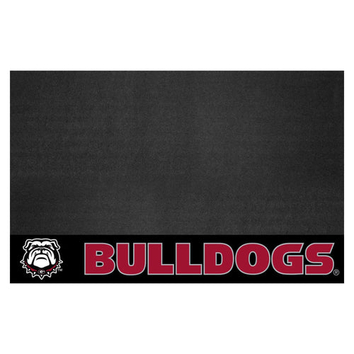 University of Georgia Vinyl Grill Mat