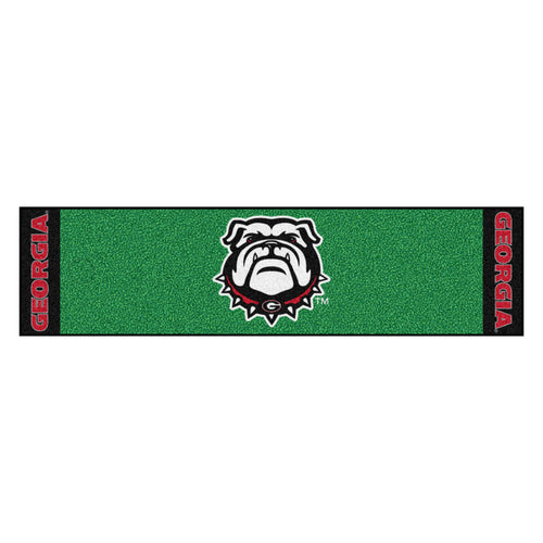 University of Georgia Bulldogs Putting Green Runner
