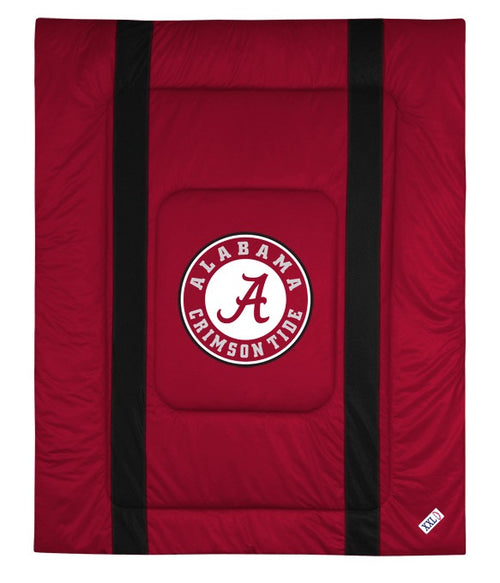 University of Alabama Jersey Stripe Comforter