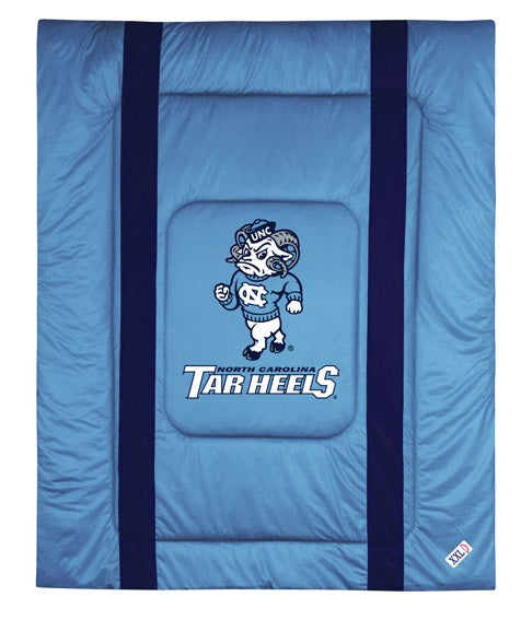 University of North Carolina Jersey Stripe Comforter