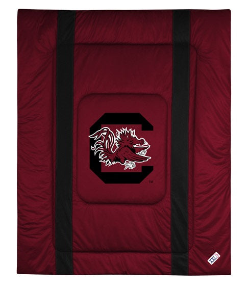 University of South Carolina Jersey Stripe Comforter
