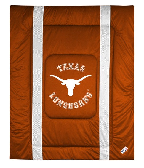 University of Texas Jersey Stripe Comforter