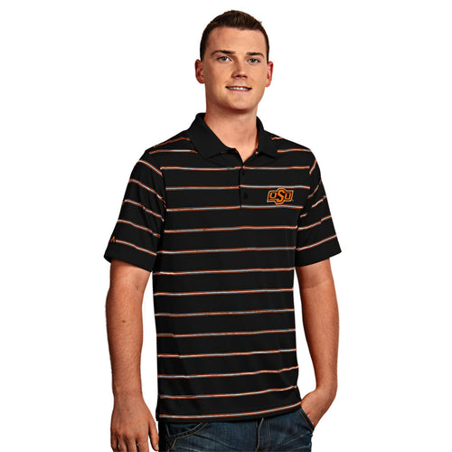 Oklahoma State University Men's Deluxe Polo Shirt