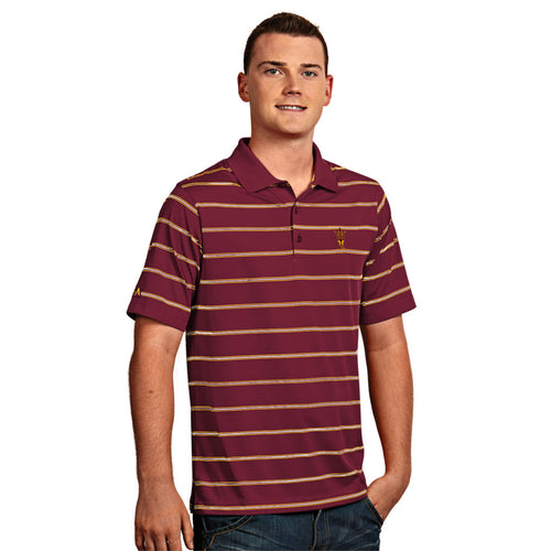 Arizona State University Men's Deluxe Polo Shirt