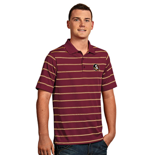 Florida State University Men's Deluxe Polo Shirt