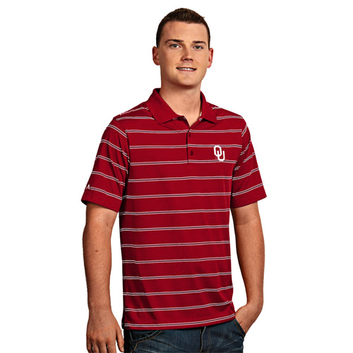 University of Oklahoma Men's Deluxe Polo Shirt
