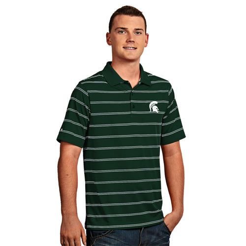 Michigan State University Men's Deluxe Polo Shirt