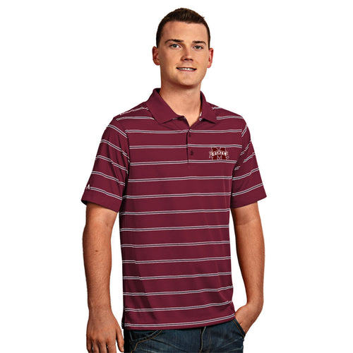 Mississippi State University Men's Deluxe Polo Shirt