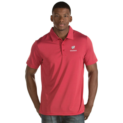 University of Wisconsin Men's Quest Polo Shirt