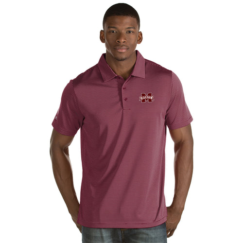 Mississippi State University Men's Quest Polo Shirt