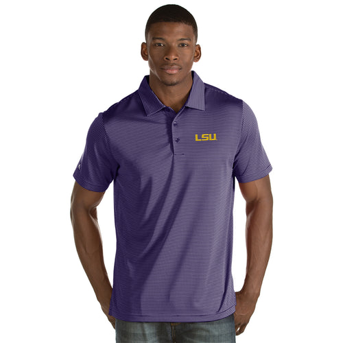 Louisiana State University Men's Quest Polo Shirt