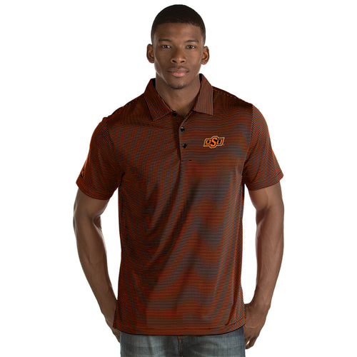 Oklahoma State University Men's Quest Polo Shirt