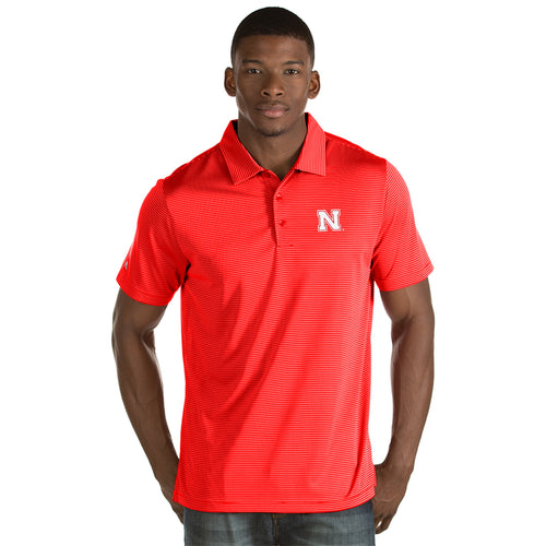 University of Nebraska Men's Quest Polo Shirt