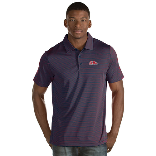 University of Mississippi Men's Quest Polo Shirt