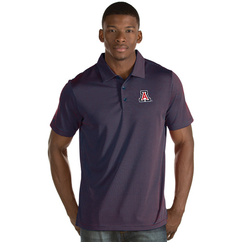 University of Arizona Men's Quest Polo Shirt
