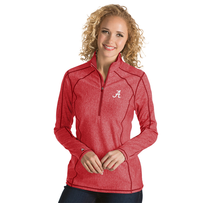 University of Alabama Ladies Tempo 1/4 Zip Pullover