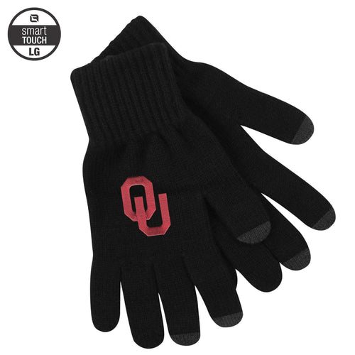 University of Oklahoma Smart-Touch Gloves
