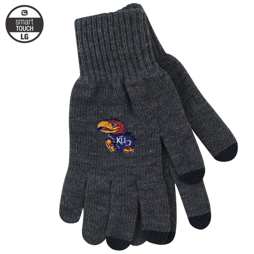 University of Kansas Smart-Touch Gloves