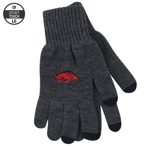 University of Arkansas Smart-Touch Gloves