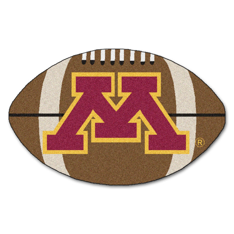 University of Minnesota Football Area Rug