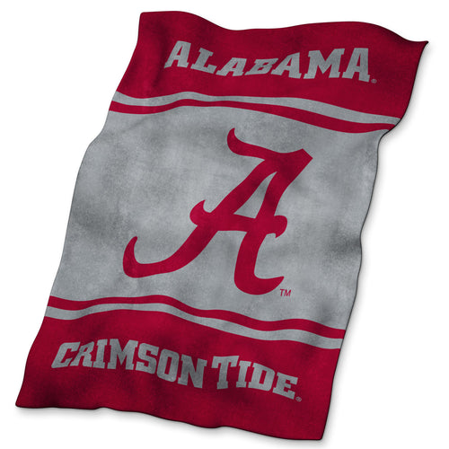 University of Alabama Ultra Soft Blanket