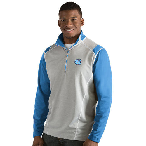 University of North Carolina Men's Automatic Half Zip Pullover