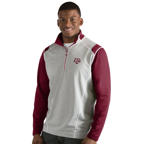 Texas A&M University Men's Automatic Half Zip Pullover