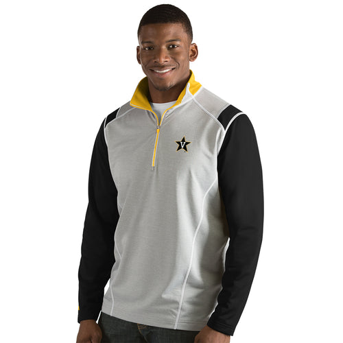 Vanderbilt University Men's Automatic Half Zip Pullover