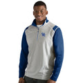 University of Kentucky Men's Automatic Half Zip Pullover (X-Large)