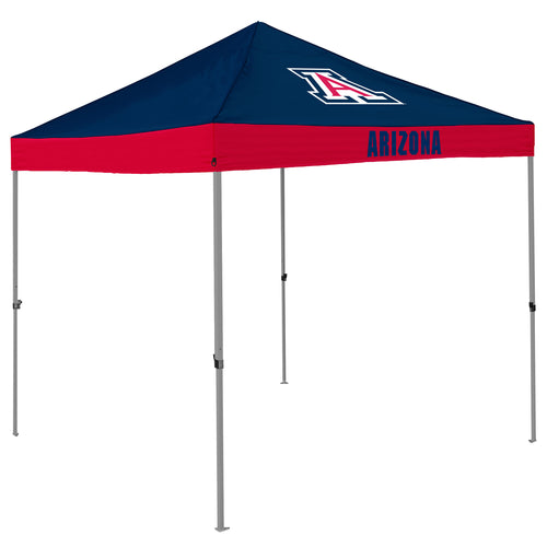 University of Arizona Mavirk 10x10 Canopy