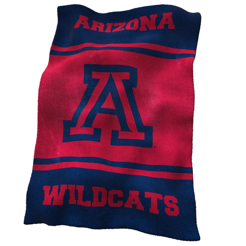 University of Arizona Ultra Soft Blanket
