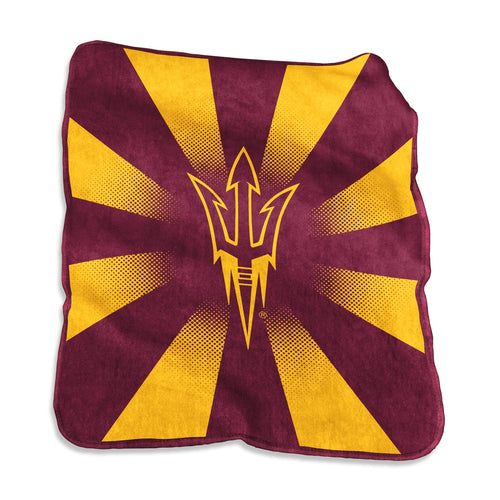 Arizona State University Raschel Blanket
