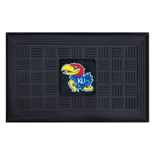 University of Kansas Heavy Duty Door Mat