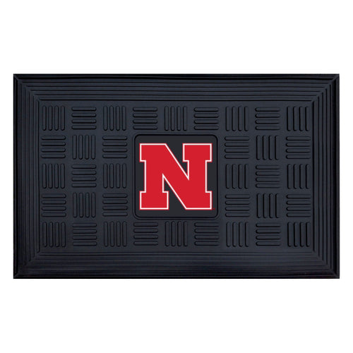 University of Nebraska Heavy Duty Door Mat