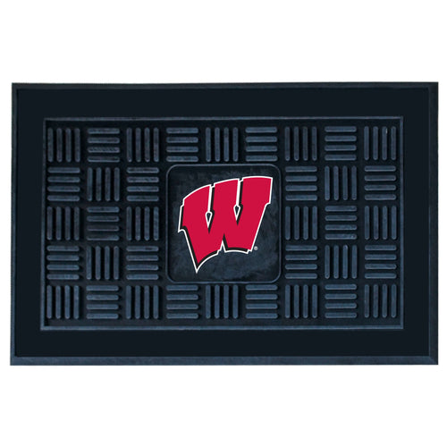 University of Wisconsin Heavy Duty Door Mat