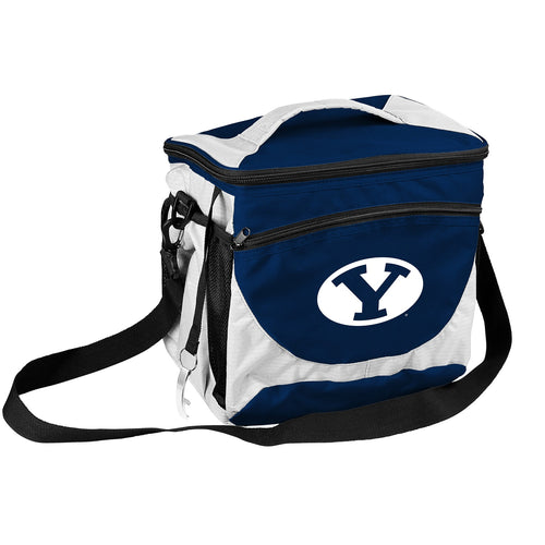 Brigham Young University 24 Can Cooler