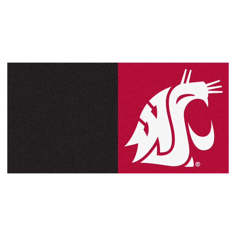Washington State University Carpet Tiles